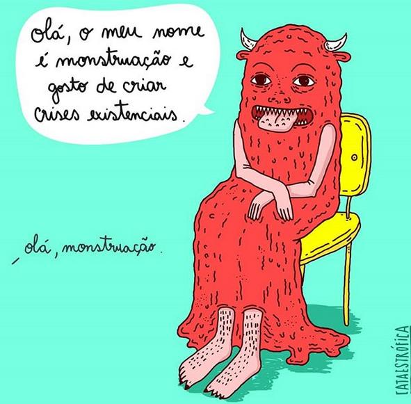 Monstruação
