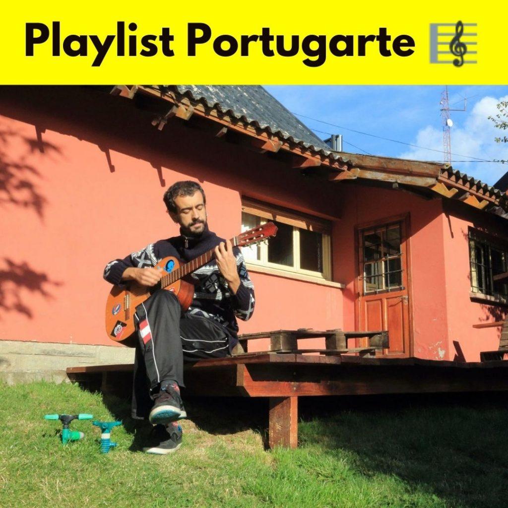 Playlist Portugarte