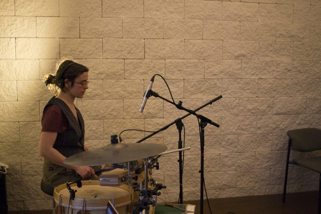 Bugalhos - Rita na bateria